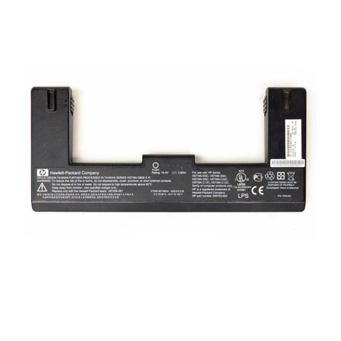 HP NC6100 NC6200 NC6320 NC6400 SECOND BATTERY GA-367456-001