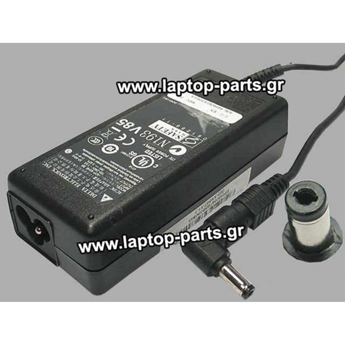 AC ADAPTER HPQ 18.5V/3.5A/65W (4.8*1.7) - 380467-003