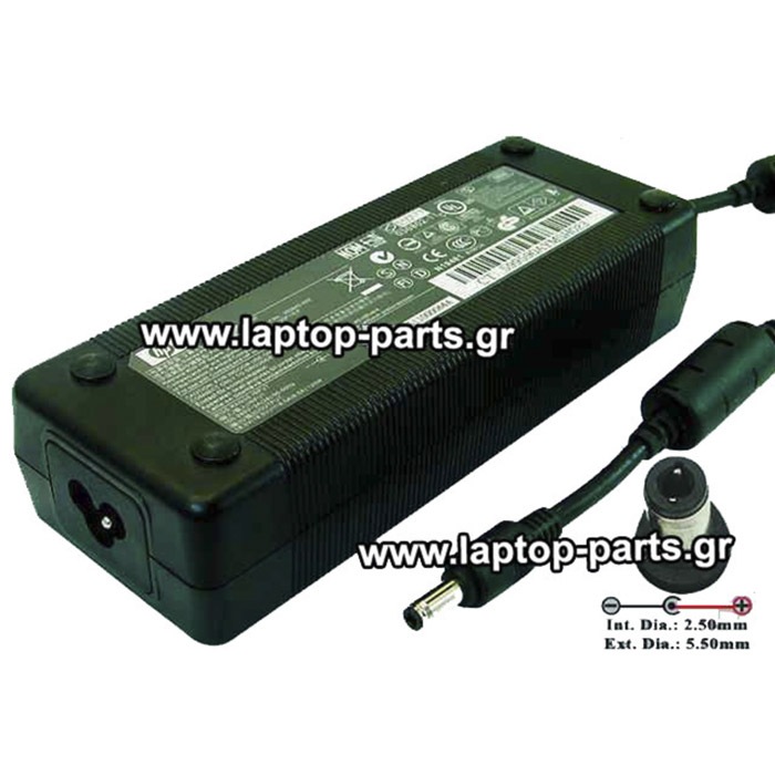 AC ADAPTER HPQ 18.5V/6.5A/120W (7.4*5.0) - HOW120F13