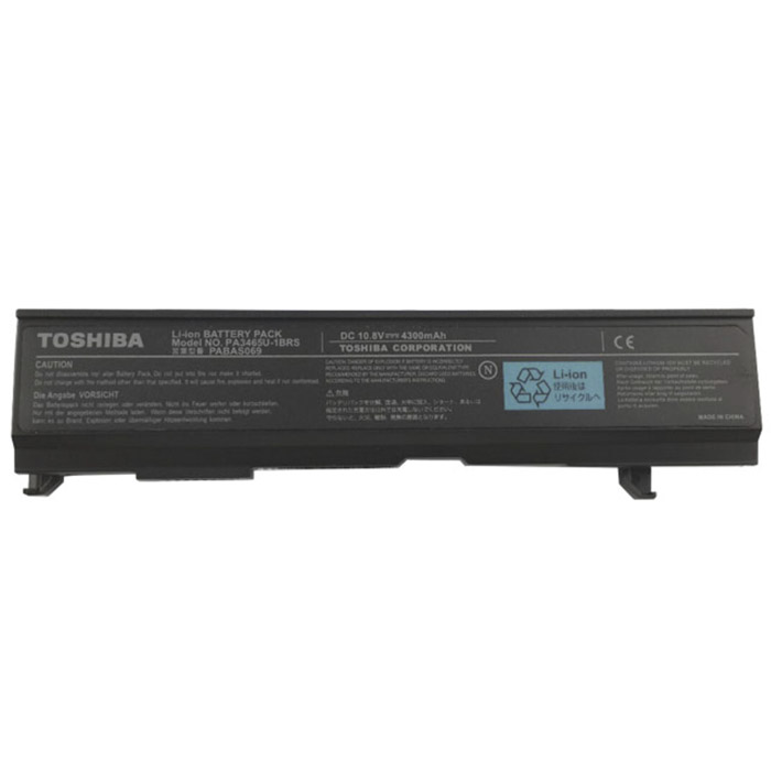 TOSHIBA SATELLITE A100 A80 M100 M40 BATTERY 6CELLS - PA3465