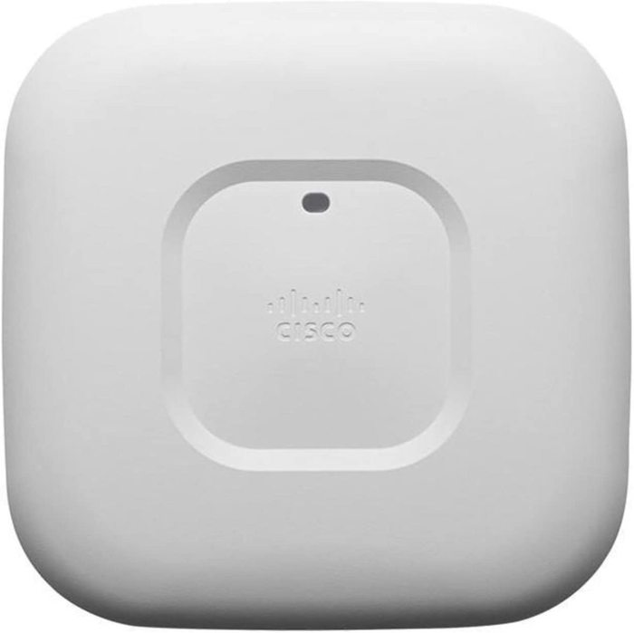 802.11ac CAP w/CleanAir 3x4 3SS Int Ant E Reg Domain AIR-CAP2702I-E-K9 - Φωτογραφία