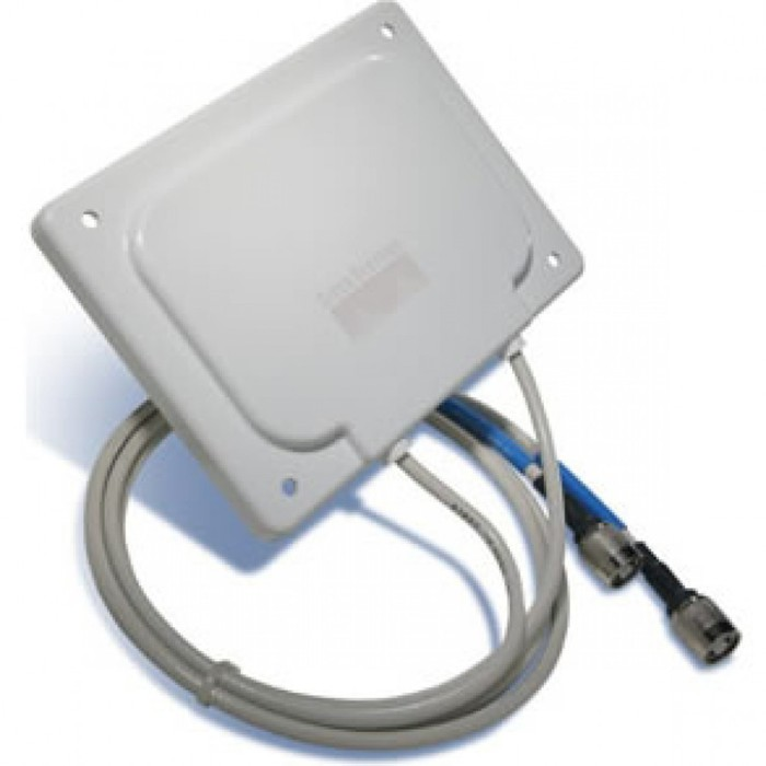5Ghz 7dBi Diversity Patch Antenna w/RP-TNC connect AIR-ANT5170P-R - Φωτογραφία