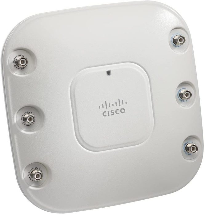 Cisco Aironet 1262N IEEE 802.11n 300 Mbit/s Wirele AIR-AP1262N-E-K9 - Φωτογραφία