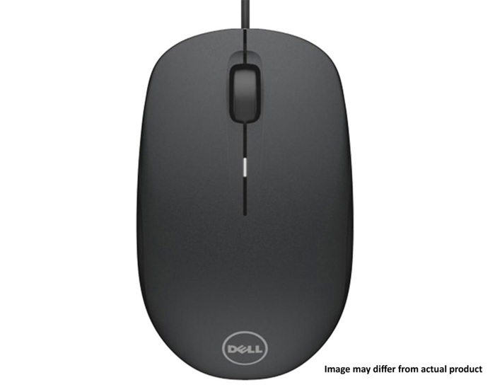 MOUSE DELL GRAY/OPTICAL/USB