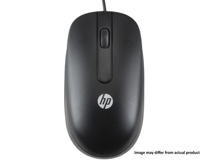 MOUSE HP BL/OPTICAL/USB