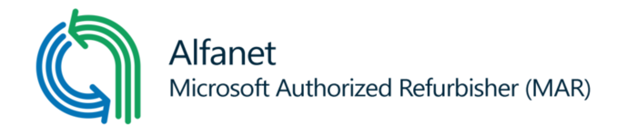 Alfanet Microsoft Authorized Refurbisher