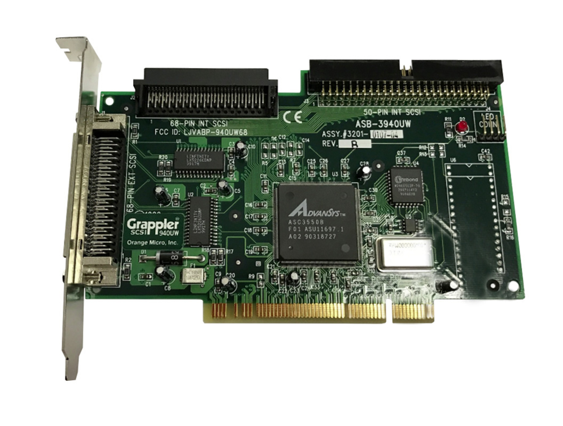 Advansys SCSI Adapters Driver UPDATE