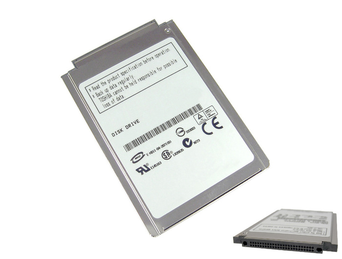 HDD ZIF-50PIN 40GB 1.8
