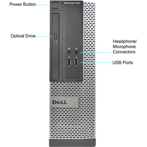 Dell Optiplex 3010 SFF Core i5 3rd Gen